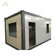 Steel Prefab Open Side Quality Living Container House Luxury Mobile Office