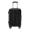 Professional factory supply fashion backpack travel wheels double locking handle business trolley luggage