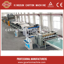 Automatic 5 ply carton manufacturing plant/5 ply corrugated paperboard production line/packaging line