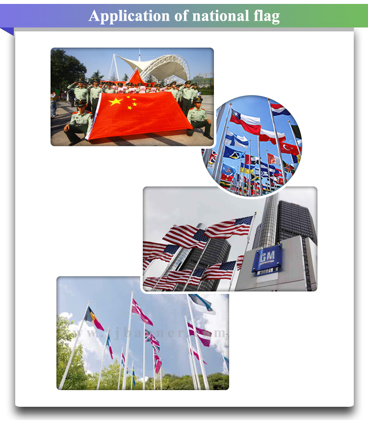 Professional flag maker custom high quality flag signs