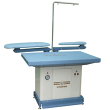 KAI-150B Garment Industrial Vacuum Ironing Table With Boiler And Single Buck