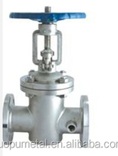 China new product PN16 long stem check ball Valve ,stainless steel thread rising stem gate valve