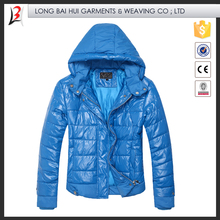 Wholesale ladies fashion custom satin bomber jacket