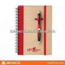 thick spiral notebook chipboard spiral notebook