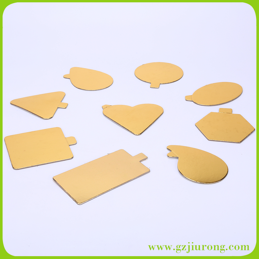 Disposable Cake Base/Cheap Cake Boards/Mini Cake Board