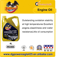 PE Multigrade Ultra Semi Synthetic Engine Oil