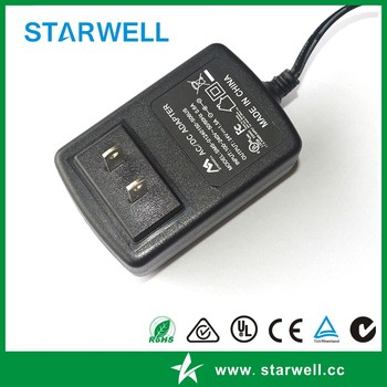 9v 4a ac/dc power supply with eu au uk us standard