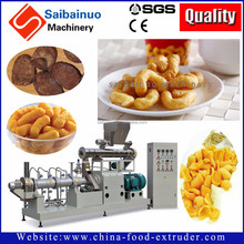 Agricultural puffed snack food flaking machine/cereal grain flaking machine