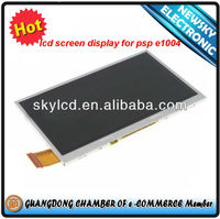 Wholesale lcd screen display for psp e1004 replacement For PSP E1004