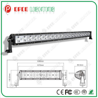 "Single Row 6000K Pure White CE RoHS IP67 41.5"" 200W CREE Off-road LED Light Bar"
