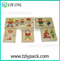taizhou cheap heat transfer for wooden toys
