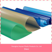 2015 transparent Polypropylene a4 Plastic pp Sheet with Color Printing