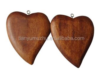 Wholesale wooden heart sharp christmas wooden craft buy for Wooden craft supplies wholesale