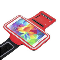Sport armband dual color phone case for Samsung Galaxy S5 I9600 light up your life and exercise waterproof 50 pcs/lot