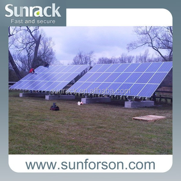 solar power plant 200kw solar panel system