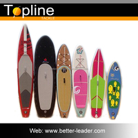 Sup Stand Up Paddle Board with 1 Foot Pump & Carrying Bag