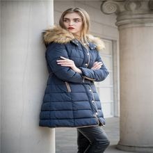 Best seller excellent quality zipper outerwear wholesale cotton-padded designer jacket with many colors