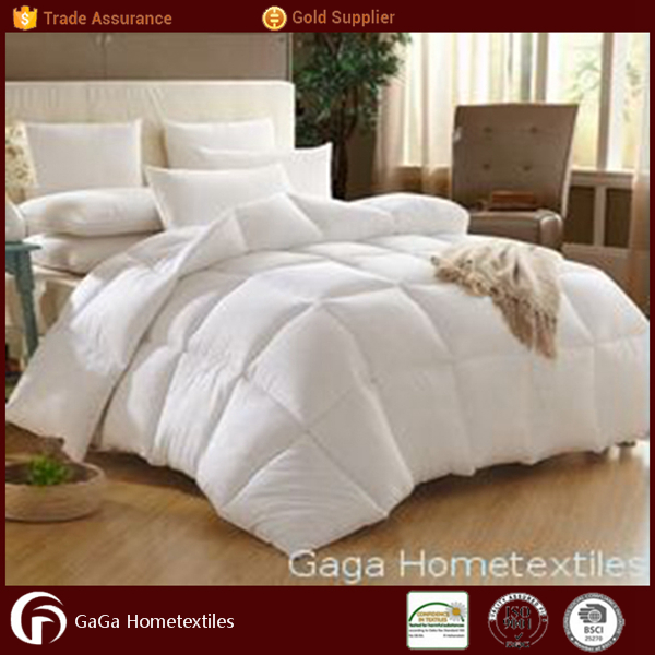 Grey Down Feather Quilt Luxurious Duvet For Hotel &Home