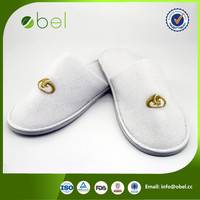 Top quality fashion slipper hotel with personalized logo