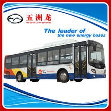 articulated bybrid city bus for sale