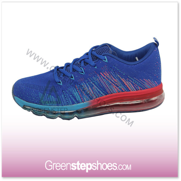 Customise Brand Air Sports Flyknit Upper Dropship Max Running Shoes