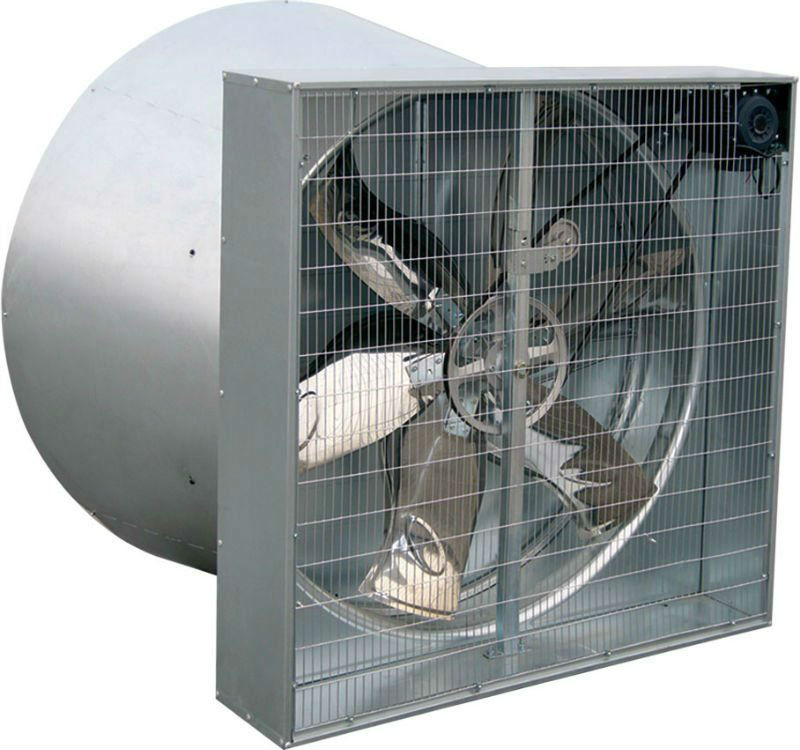 Butterfly Cone Fan for Poultry Farm House