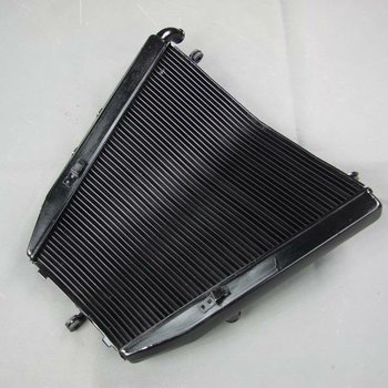 ATV Motorcycle Motocross Bike OEM Radiators For KAWASAKI ZRX-1200 ZX12 Performance Radiator