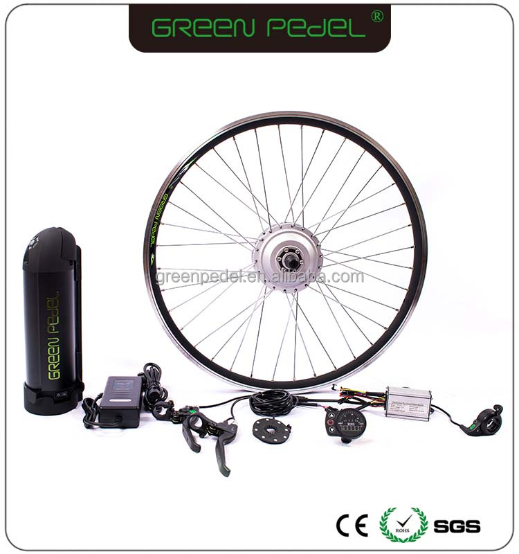 36v kit electric bike ce 250w front wheel motor for bicycle