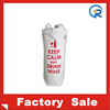 professional customized recycle feast cotton one wine bag