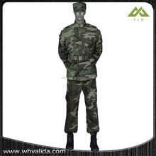 manufacturing army camouflage forest service clothing