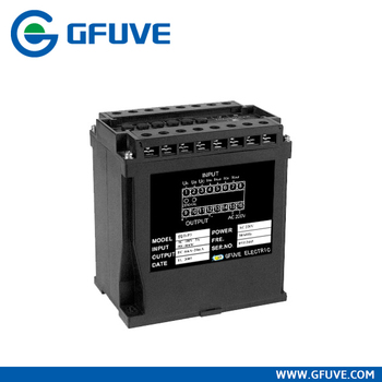 GFUVE power transducer series Latest 3P3W Reactive Power Transmitter with favorable price