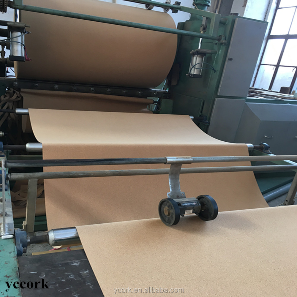 factory price,super quality cork sheet roll 1mm thick
