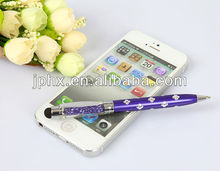 Hot sell crystal stylus pen promotional stylus pen stylus touch pen