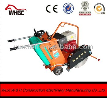 WH-Q520 Road Cutting machine with Honda engine