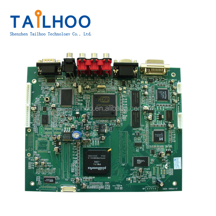 High Quality Control Panel Printed Circuit Boards