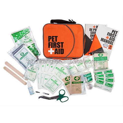 coustom printed different shape cheap safty and emergency car first aid kit