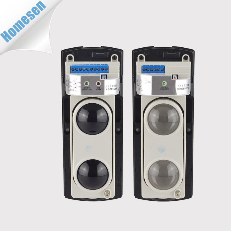 4 Channel Frequency Adjustment Dual Beam Infrared Detector ABT-30
