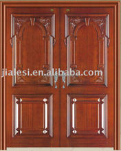 Customized design modern wood door designs , wood door , solid wood door