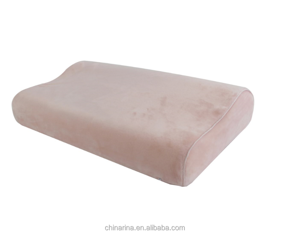 Hot sale high quality pillow memory foam sponge