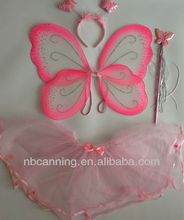 butterfly wing craft / fairy wings costume set / angel butterfly wings hot sale