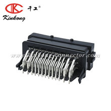kinkong 39 pin sealed black male FCI ECU CNG LNG pin header for FCI