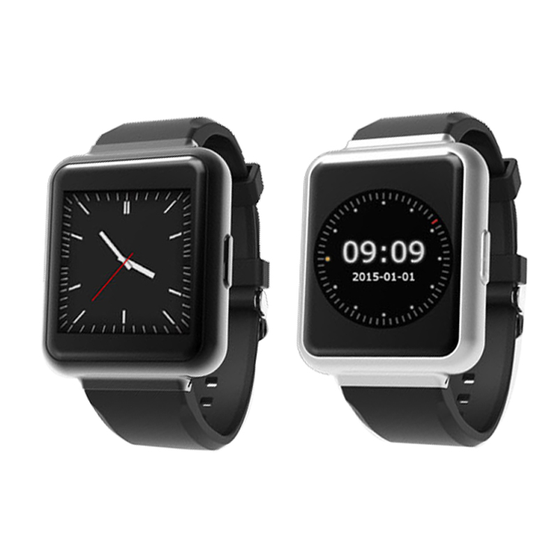 Mens Luxury Watch Q1 Android 5.1 Smart Watch SIM <strong>Phone</strong> With GPS&Wifi