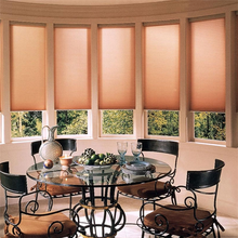 Low Price Double Cellular Honeycomb Blinds&Fabric Organ Shades