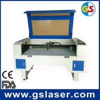 40~180W CO2 Laser Cutting Machine Low Cost Plastic Laser Cutting Machine