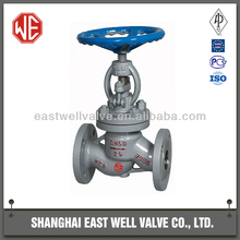 Flange Type Globe Valve Specialized Designs From High Quality Manufacture Factory