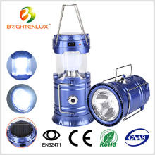 Wholesale Plastic Multi-function Solar Camping Lantern Rechargeable,Portable Solar Rechargeable led Camping Lantern Flashlights
