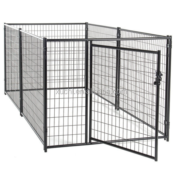 Factory Welded Dog Kennel /Large Dog Run