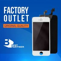 Factory price replacement touch screen for iphone 5s