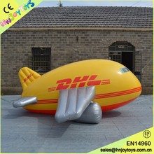 inflatable zeppelin helium balloon,airship shaped balloon price