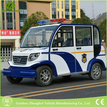 Resort 5 person Patrol Car sightseeing electric vehicle